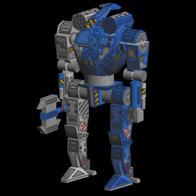 Axeman: texture terminée dans 2 - Textures Axeman_textured