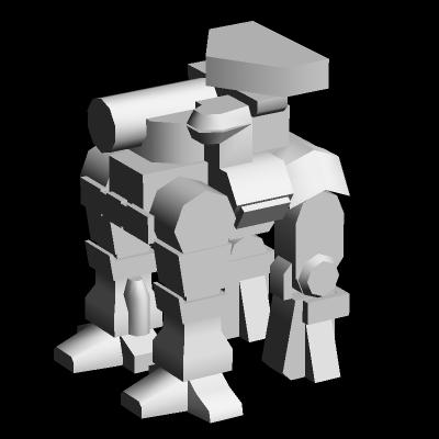 Thunder Stallion: 3D terminée dans 1 - 3D ThunderStallion_3D