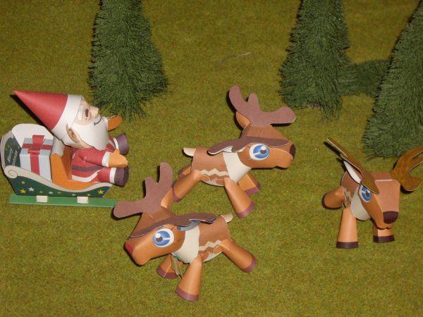 C'est bientôt Noël (3) dans 2 - Divers Renne_8